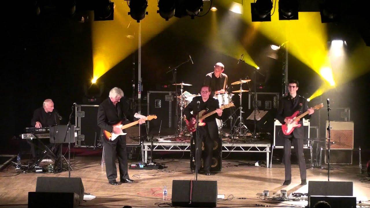 Bruce Welch: 22 Telstar. Bruce Welch's Shadows. 2012 Shadowmania
