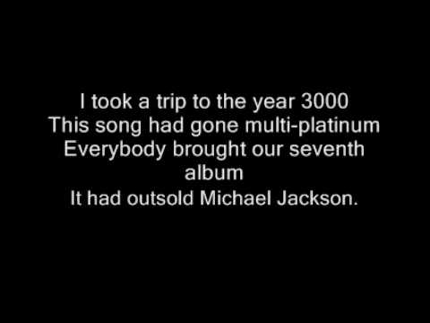 Year 3000 - Busted (with lyrics)