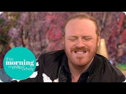 Keith Lemon Has Holly And Phillip In Stitches!   This Morning