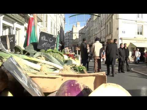 Présentation Ville de La Rochelle - CDA LA ROCHELLE