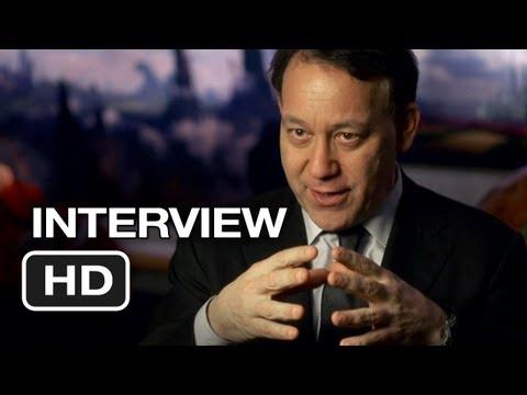 OZ Interview - Sam Raimi (2013) - Fantasy Movie HD