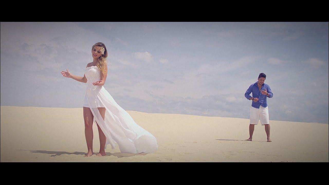 video clipe thaeme e thiago deserto