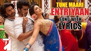 Lyrical: Tune Maari Entriyaan Song with Lyrics | Gunday | Ranveer | Arjun Kapoor | Irshad Kamil