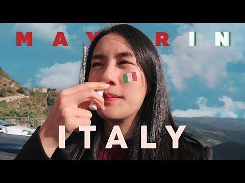 อิตาลี พี่ไม่ได้มาเล่นๆ 10เมือง7วัน เราทำได้!!! | MayyR in Italy - วันที่ 01 Nov 2019