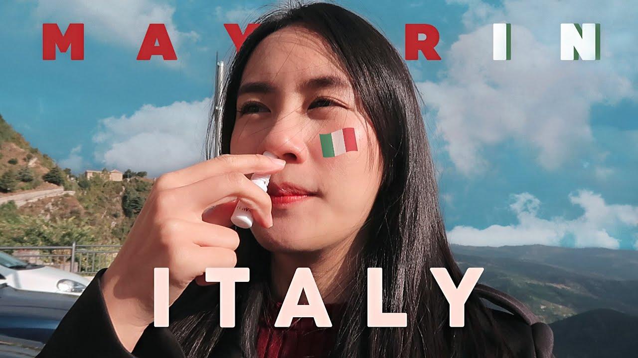 อิตาลี พี่ไม่ได้มาเล่นๆ 10เมือง7วัน เราทำได้!!!   MayyR in Italy