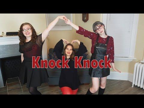 【qorus】트와이스 Twice Knock Knock Dance Cover