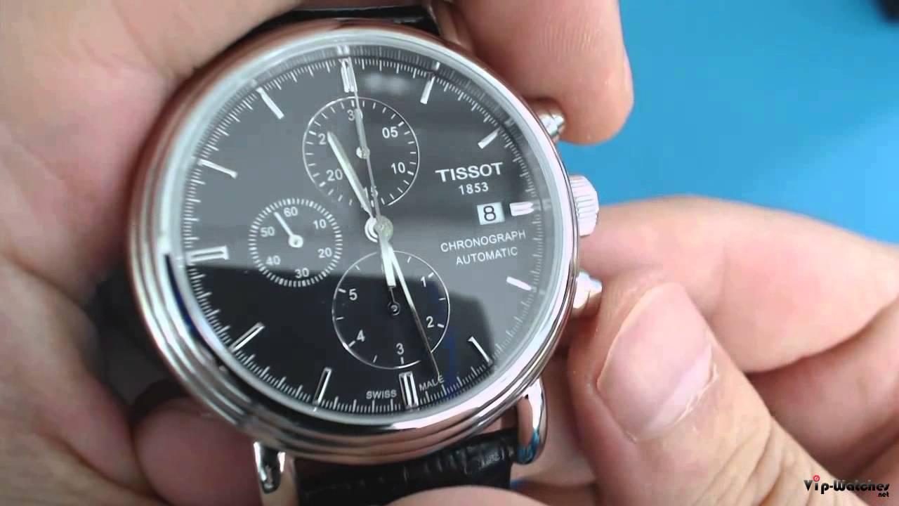 Slikovni rezultat za tissot carson chronometer