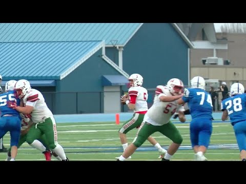 Jamestown fires on all cylinders against Grand Island