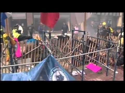 Listen: 911 call for aid of Boston Marathon bombings
