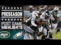 Jets vs. Eagles | Game Highlights | NFL