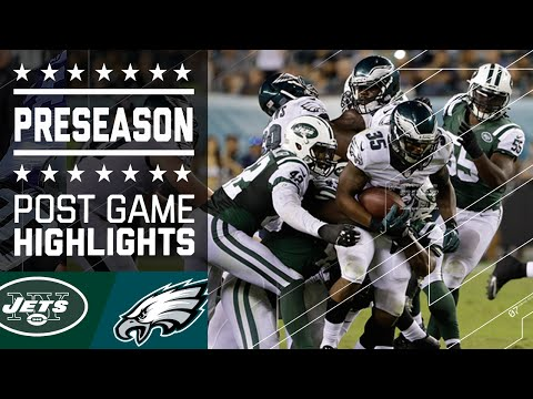 Jets vs. Eagles | Game Highlights | NFL
