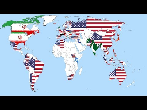Which Countries Are a Threat to World Peace?