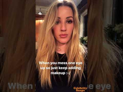 Ellie Goulding Instagram Stories   January 2018 Full  
