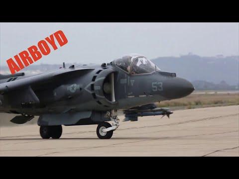 AV-8B Harrier Operations