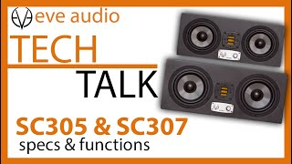 Tech Talk: Near-/Midfield Monitor SC305 & SC307