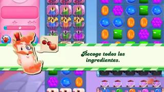 Candy Crush Saga - Nivel 1188