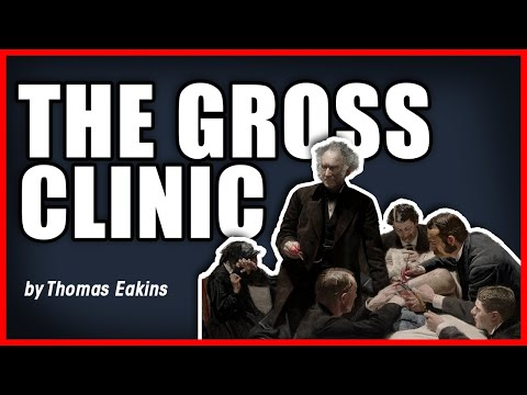The Gross Clinic by Thomas Eakins - 1st-Art-Gallery.com