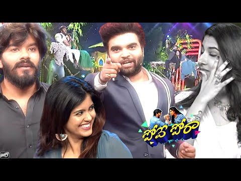 Sudigaali Sudheer Performance | Double Dhamaka | 15th March 2020 | ETV Telugu from YouTube · Duration:  11 minutes 27 seconds