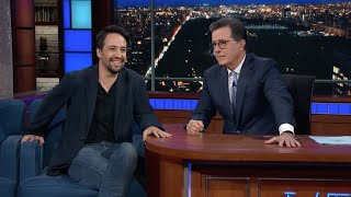 The #PuberMe Grand Finale With Lin-Manuel Miranda