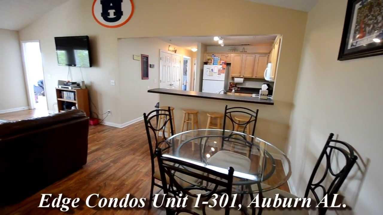 Edge Condos Unit 1 301 Auburn Al