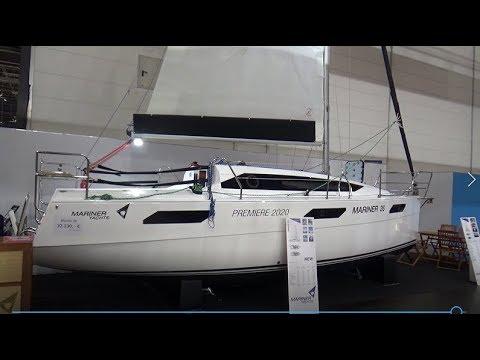 The 2020 MARINER 26 Sailing Boat