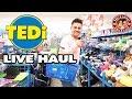 VERRÜCKTER TEDI LIVE HAUL !!!   TBATB