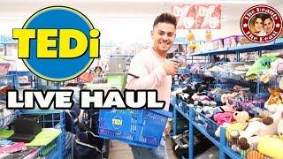 VERRÜCKTER TEDI LIVE HAUL !!! | TBATB