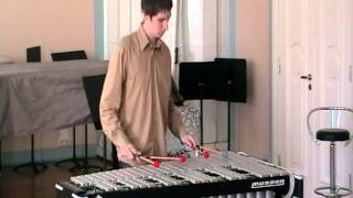 "N. Rosauro, ""Prelude and blues"" Tiit Joamets, Vibraphone"