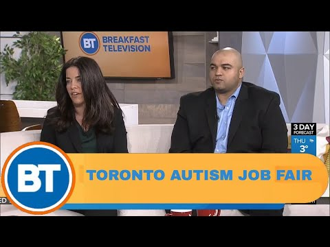 Details on Toronto's first and only Autism Job Fair