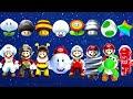 Super Mario Galaxy 2 - All Power-Ups