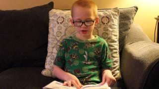 Mr. Pine's Purple House as read by Elliott on 8-2-16