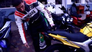Lifan LF150-10B Видео-отзыв от покупателя мотоцикла