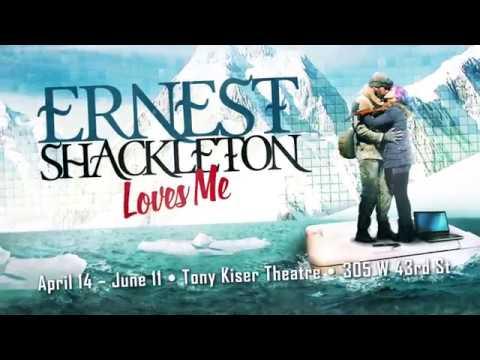 Ernest Shackleton Loves Me - An Epic Musical Adventure