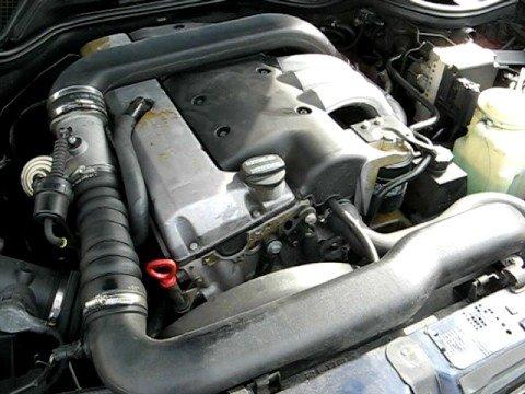 Sonido Motor Mercedes W210 290 Turbodiesel Youtube