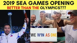Baixar SEA GAMES 2019 OPENING CEREMONY FINALE | PHILIPPINES | REACTION VIDEO BY REACTIONS UNLIMITED