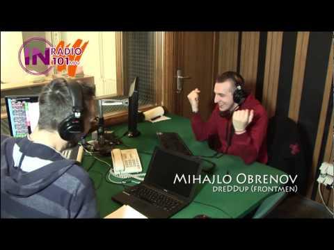 """IN radio """"Tvojih 5 minuta"""", gost: Mihajlo Obrenov (bend dreDDup)"""