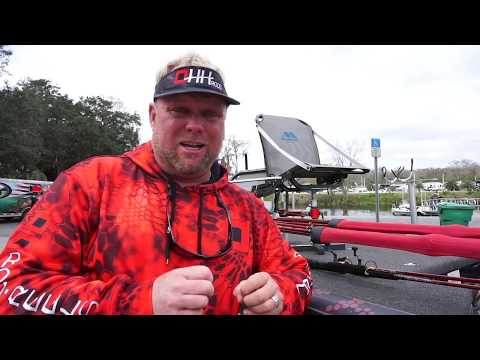 Crappie Speck Fishing Techniques With Team Hurricane Howard - Florida Black Crappie Fishing Tips