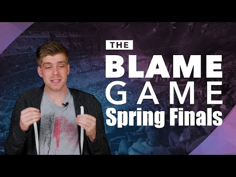 The Blame Game | Spring S7 Finals: C9 Jensen, NOTMYMVP & Silver Scrapes