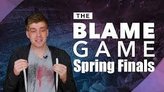 The Blame Game   Spring S7 Finals: C9 Jensen, NOTMYMVP & Silver Scrapes