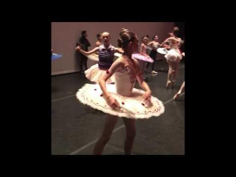 Tia Wenkman Open stage time at YAGP Las Vegas 2017 Master Ballet Academy