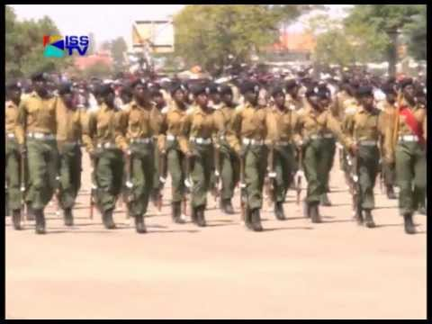 3 PEOPLE DIE IN STAMPEDE AT ADMIN POLICE PASS OUT PARADE