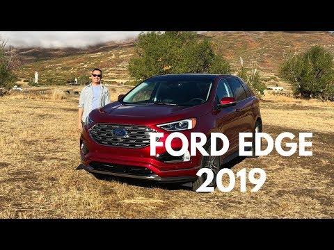 Ford Edge 2019 interior, exterior y cambios principales