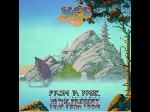 "YES to release 4 new songs from 2010 in new box set ""From A Page"""