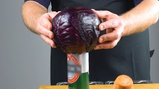 Best BBQ Burger Ever | Put Cabbage On A Can & Wait 30 Minutes