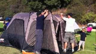 Instant Tent Review - The Coleman Instant 8