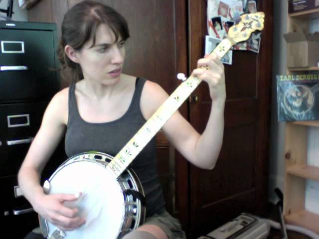 Foggy Mountain Chimes - Excerpt from the Custom Banjo Lesson from ...