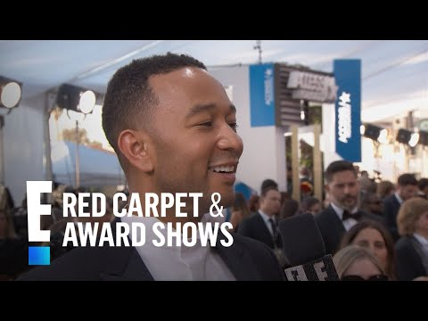 John Legend Reveals What He Learned From Ryan Gosling   E! Live from the Red Carpet