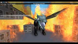 ROBLOX Kaiju /C'c hay t'p 1