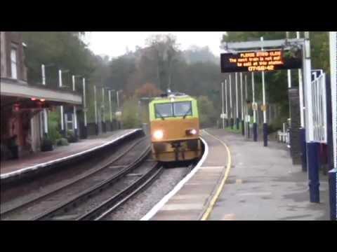 Godalming Station Diverts 06/11/2011