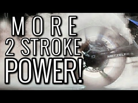 10 FREE WAYS to MORE POWER in a TWO STROKE Engine! DIRTBIKE SCOOTER MOPED  d17cdb67892f